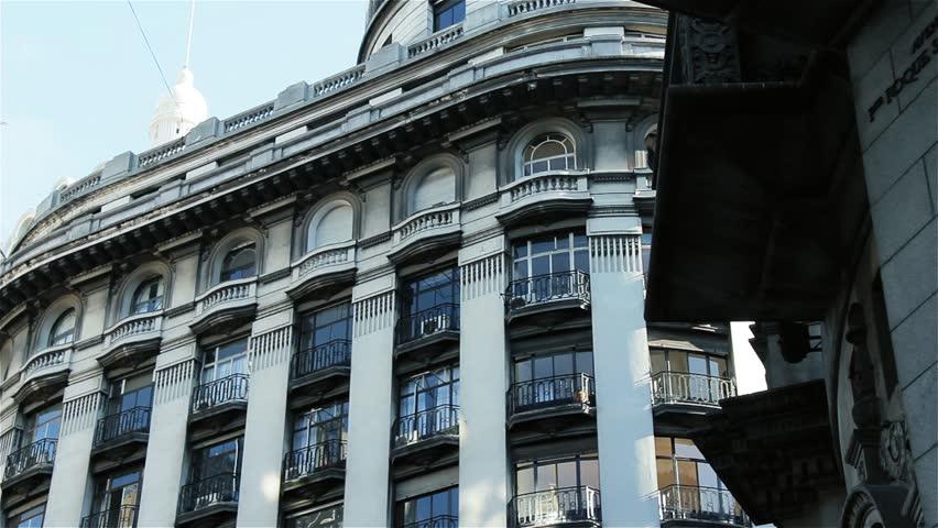 Edificio Bencich (Buenos Aires, Argentina). | Shutterstock HD Video #1016365966