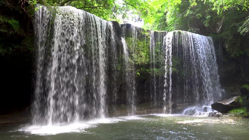 waterfalls in Japan. #1016700166