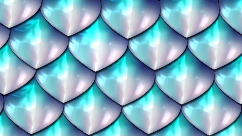 Holographic Fantasy Fish Scale Background  Stock Footage Video (100%  Royalty-free) 1016872366 | Shutterstock