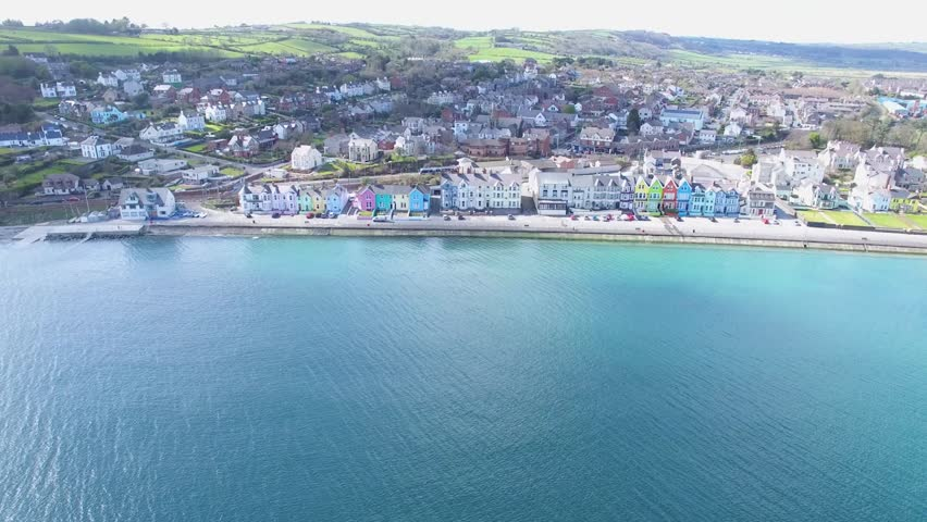 Whitehead Bay Co  Antrim Northern Stock Footage Video (100% Royalty-free)  1016907196 | Shutterstock