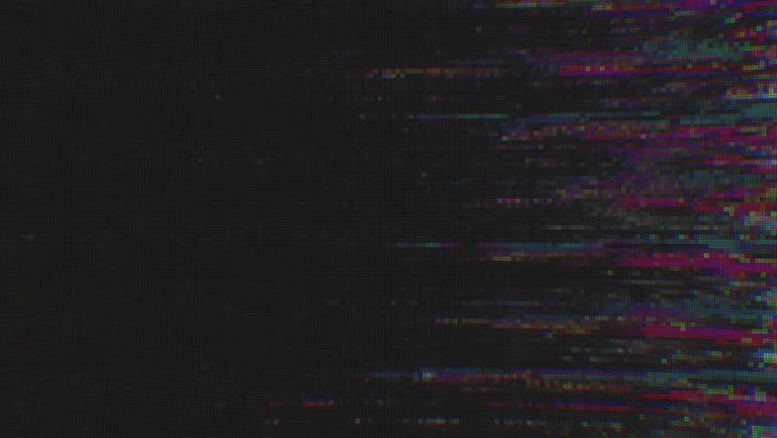 Unique Design Abstract Digital Animation Pixel Noise Glitch Error Video Damage   Shutterstock HD Video #1017095506