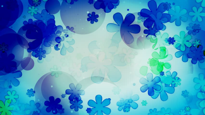 Cool Flower Background Stock Footage Video 100 Royalty Free