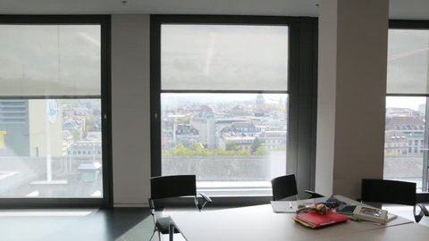 Fabric Roller Blinds Automatic System
