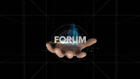 Ai Forum Stock Video Footage - 4K and HD Video Clips