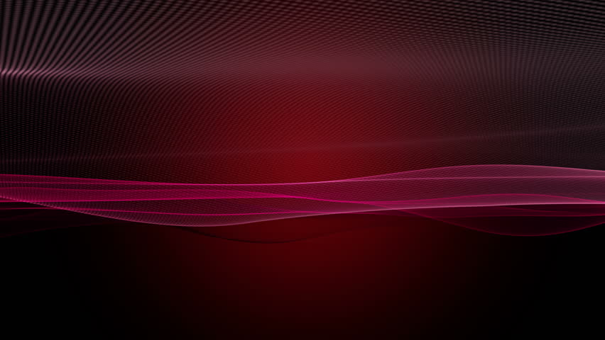 Romantic animation with particle wave object in slow motion, 4096x2304 loop 4K | Shutterstock HD Video #1020583636