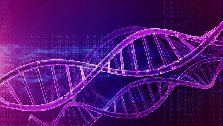DNA strand medical and genetics background | Shutterstock HD Video #1021947106