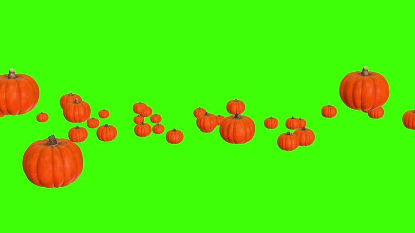 Fruit 3 d animation on green screen...fresh food  | Shutterstock HD Video #1022270956