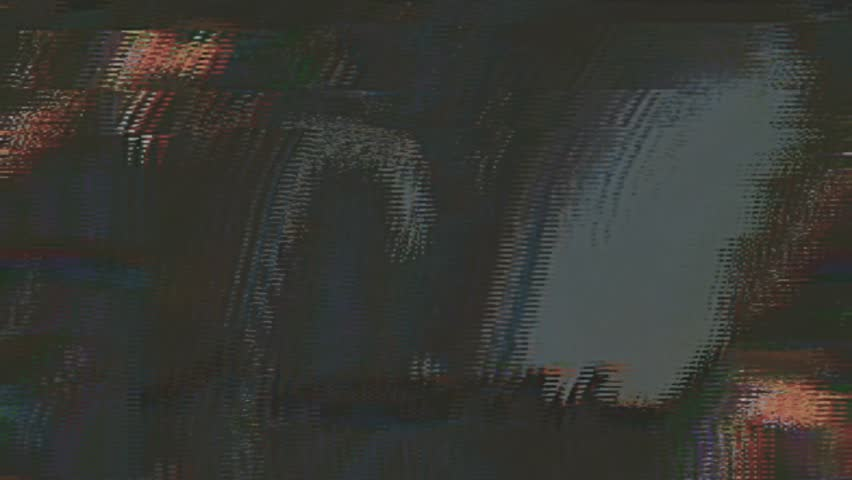 Abstract digital glitch art effect. Retro futurism wave style. Video signal damage with noise and interference | Shutterstock HD Video #1022657776