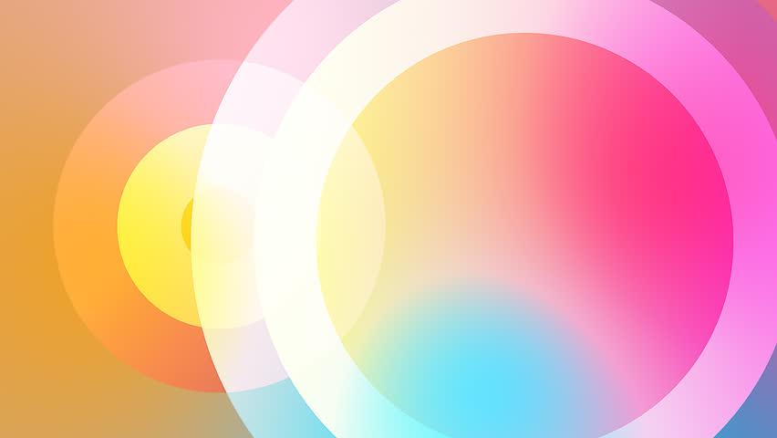 Colorful Abstract Background Cgi Animation Stock Footage Video 100 Royalty Free 1022912146 Shutterstock