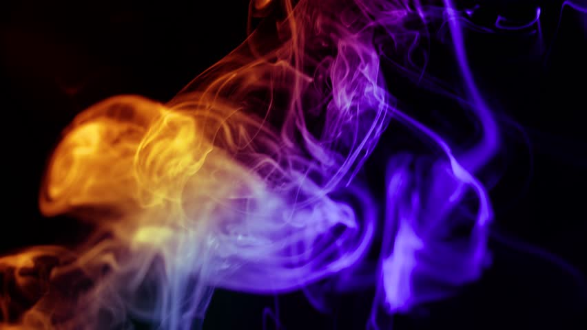 Blue And Red Artistic Smoke Stock Footage Video 100 Royalty Free 1023488746 Shutterstock