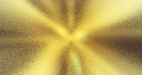 gold foil texture background 3D rendering