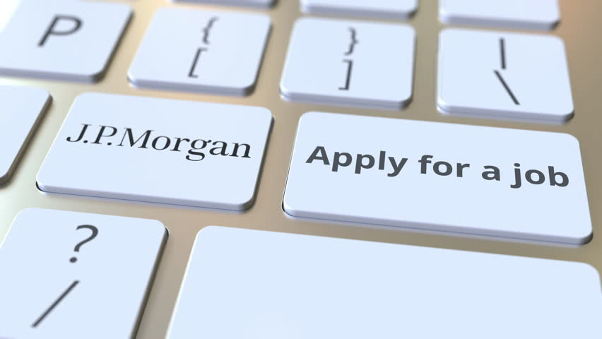 Jp Morgan Apply