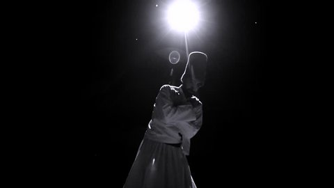 whirling dancer dervish