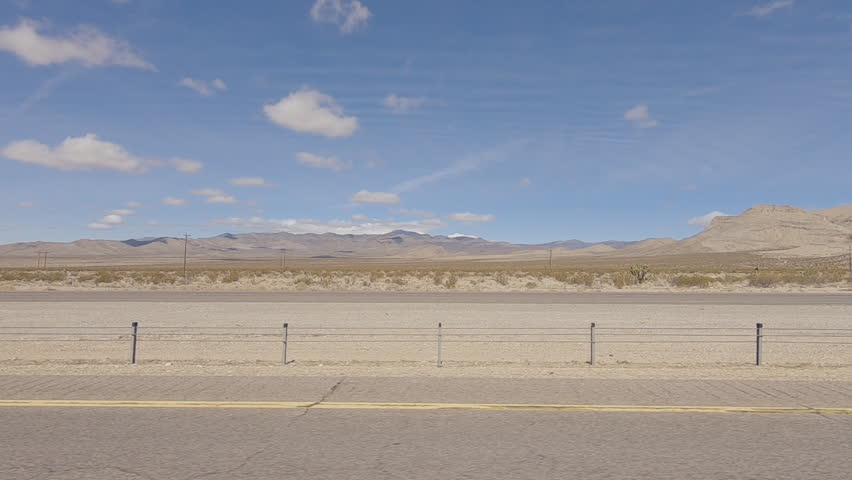 Pahrump To Las Vegas >> Drive Plate Pov Side Window Highway 160 Stock Footage Video 100 Royalty Free 1025332106 Shutterstock