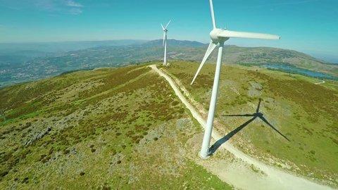 Wind Power in Portugal