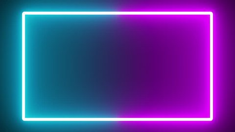 TV Series neon glow color 4K moving seamless art loop background abstract motion screen background animated box shapes 4K loop lines colorful design 4K laser show looped animation ultraviolet spectrum