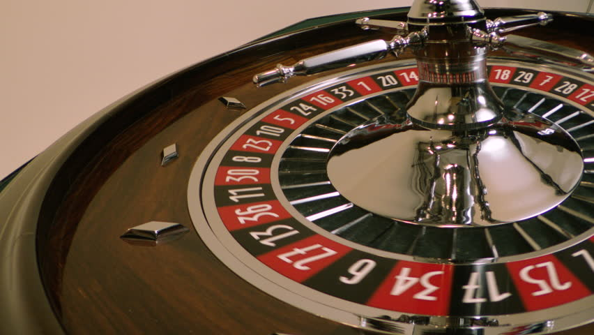 Roulette with rolling ball in slow motion | Shutterstock HD Video #1028099786