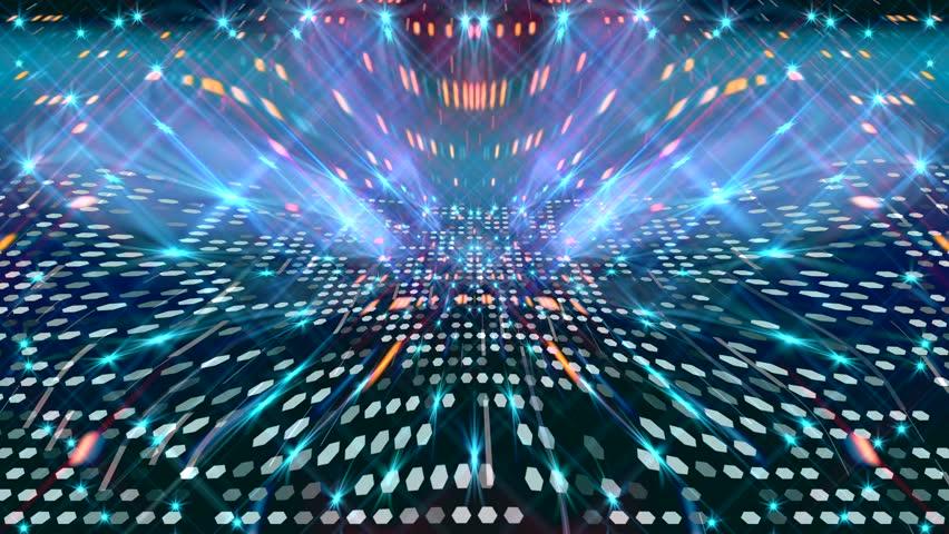 Dance of figures on the screen | Shutterstock HD Video #1028205836