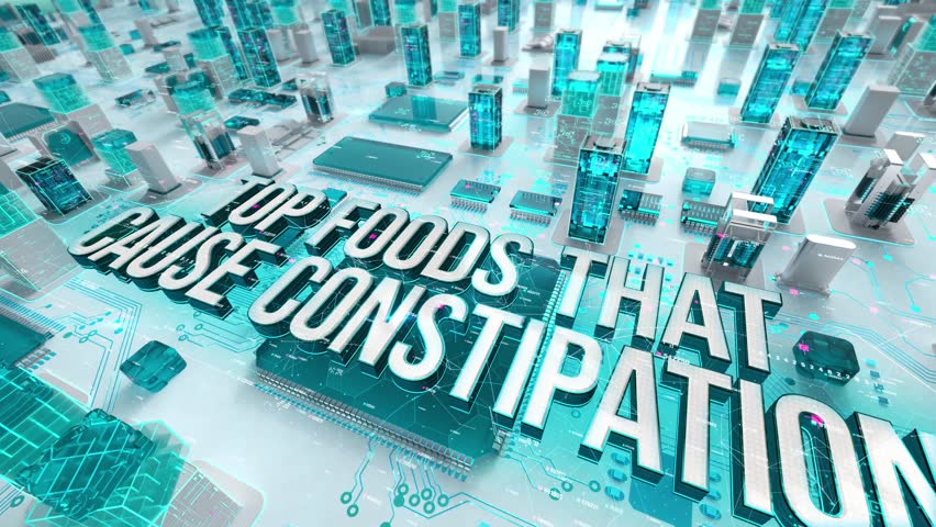 Top Foods That Cause Constipation Stock Footage Video (100% Royalty-free)  1028929916 | Shutterstock