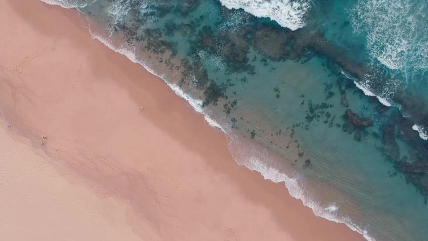 Walk on the beach .   Shutterstock HD Video #1029616856