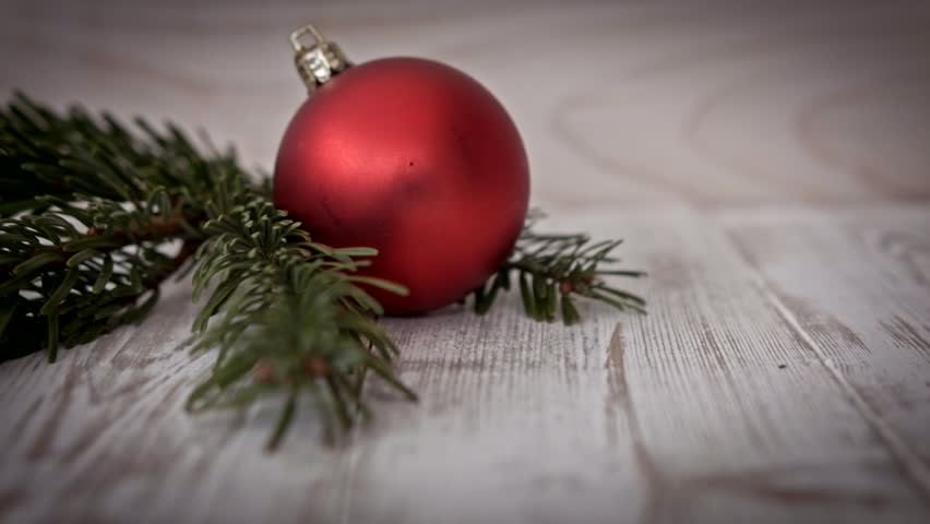 Stock Video Of Christmas Tree Bauble Hd Footage