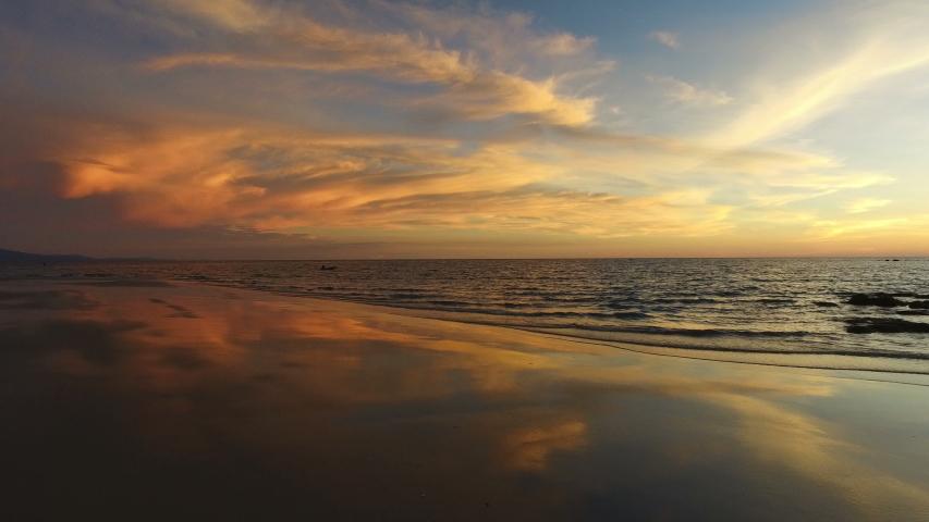 Free Loop Ocean Tide Stock Video Footage - (2,360 Free