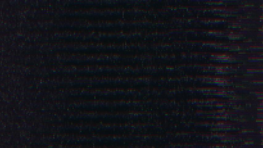 Unique Design Abstract Digital Animation Pixel Noise Glitch Error Video Damage   Shutterstock HD Video #1031805176