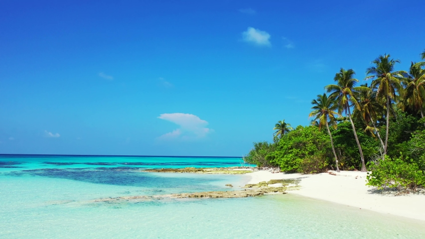 Thailand Tropical Resort, Stunning Landscape, Summer Vacation Vibe. | Shutterstock HD Video #1032174626
