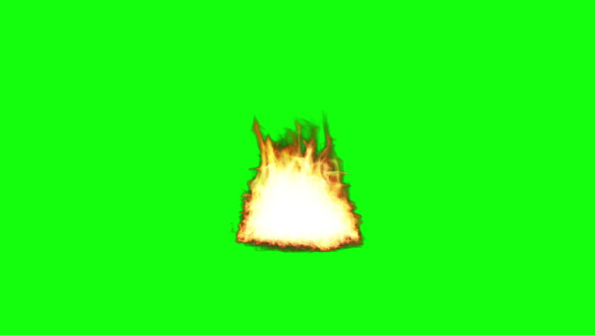 Fire green screen Footage #page 4 | Stock Clips
