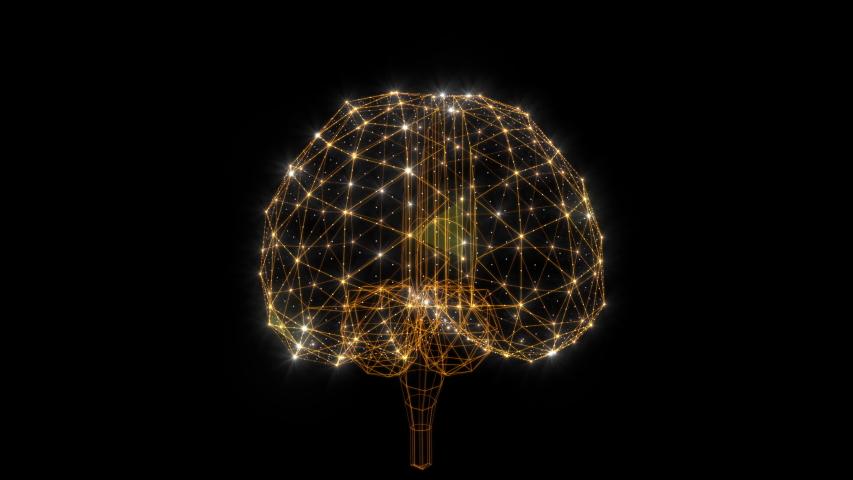 AI, Artificial intelligence digital brain big data deep learning computer technologies concepts Background. | Shutterstock HD Video #1037001626