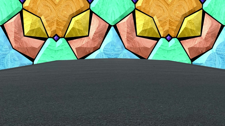 Abstract background with animation of morphing | Shutterstock HD Video #1037273006