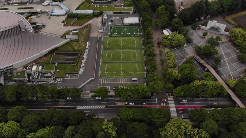 Football Japan yo yogi park tokyo | Shutterstock HD Video #1037323826