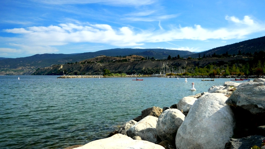Gorgeous and Peaceful Penticton in Okanagan Valley   British Columbia Canada