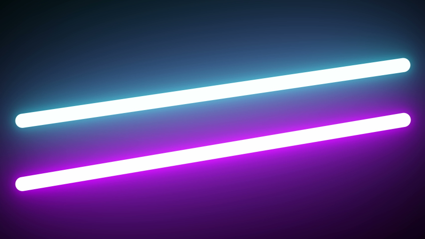 Lines shape style glow light abstract background