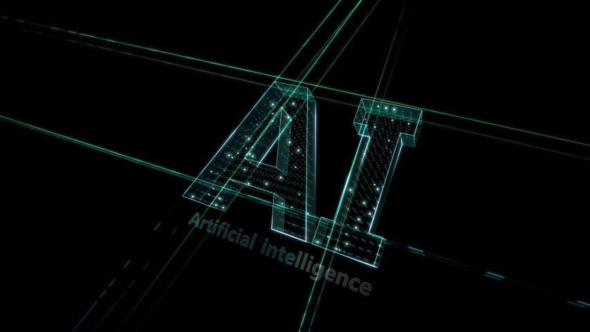 AI, artificial intelligence digital network technologies concepts Background. | Shutterstock HD Video #1038901676