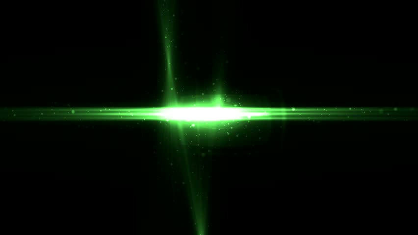 Green Light Effects Stock Footage Video: Dazzle-sparkle Stock Footage Video