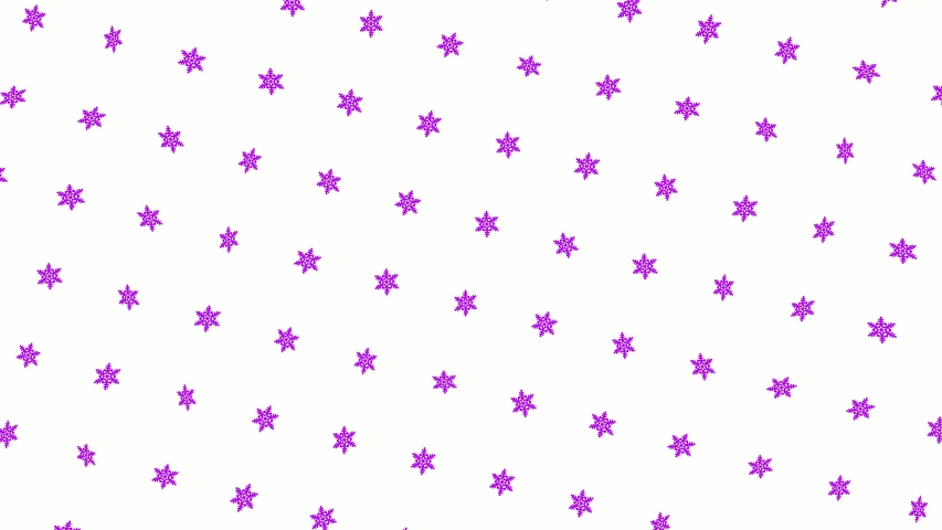 Cute cartoon animation of the small stars moving down endlessly on white background. Animation. Seamless loop animation | Shutterstock HD Video #1045197406