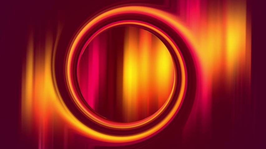 Creative background with liquid gradient of bright red yellow orange colors mix slowly with copy space. 4k smooth seamless looped animation. Twisted curves   Shutterstock HD Video #1047351766