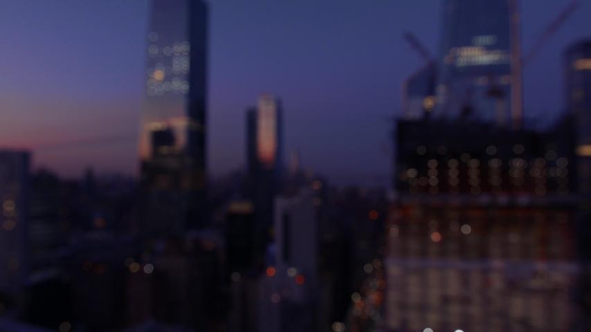 New York streets empty during coronavirus | Shutterstock HD Video #1048900216