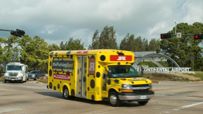 Rental Car Shuttles Iah