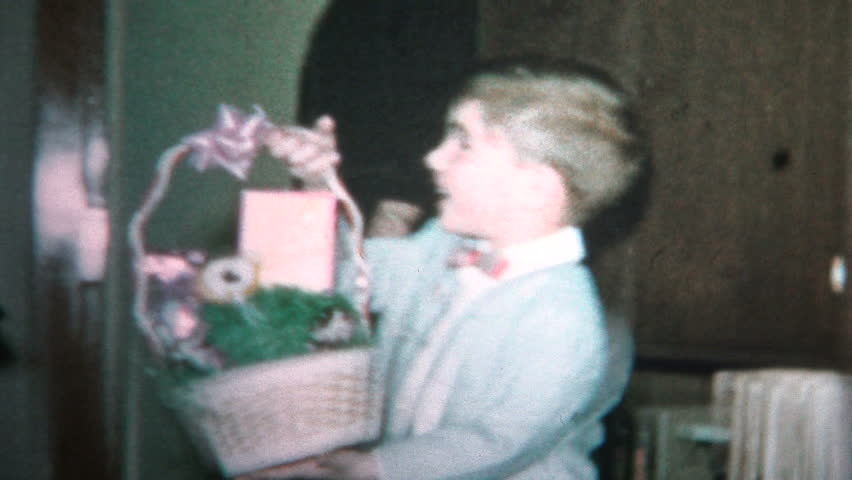 Teddy bears sitting in a row white teddy bears helium balloons philadelphia usa march 1965 child with easter basket from mom and dad is negle Gallery