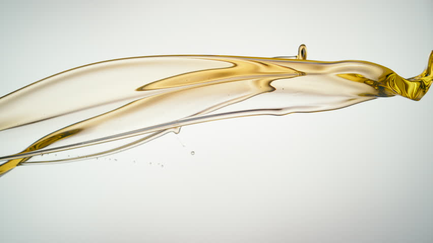 Oil splash in the air. Shot with high speed camera, phantom flex 4K. Slow Motion. | Shutterstock HD Video #10657856