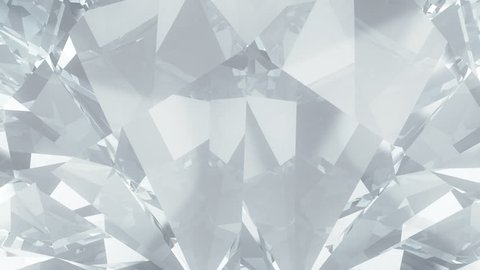 Luxury bright diamond 4K loopable background