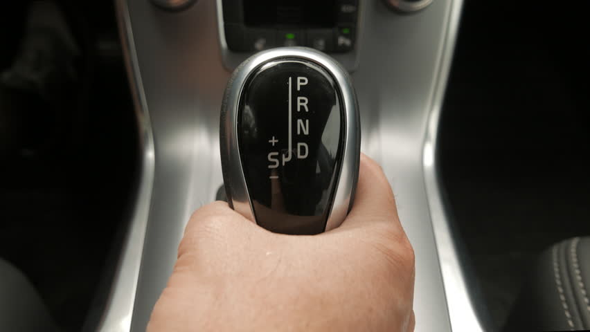 Automatic Transmission, Automatic Gear Shift, Stock Footage Video (100%  Royalty-free) 11005796 | Shutterstock