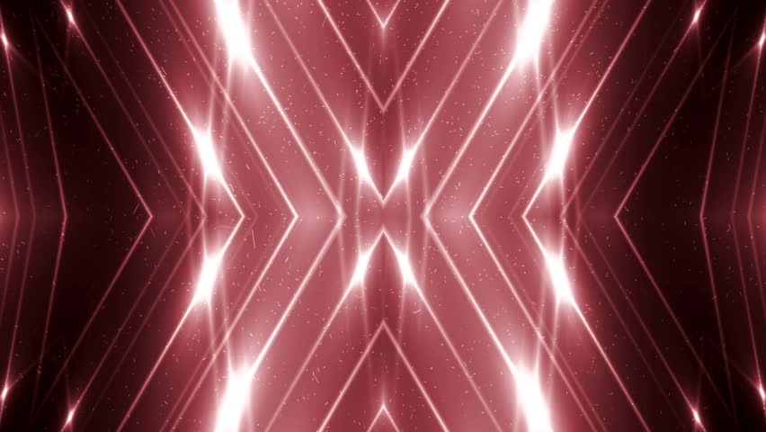 VJ Fractal pink kaleidoscopic background. Background motion with fractal design. Disco spectrum lights concert spot bulb. More sets footage in my portfolio.