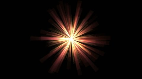 4k Abstract gold rays hope light background,flare star sunlight,radiation ray laser energy,tunnel passage lines backdrop. 1215_4k
