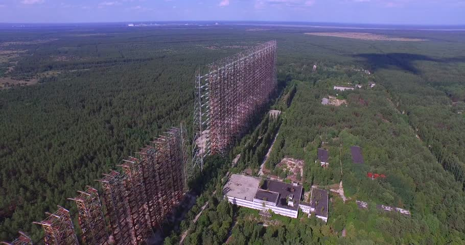 Duga radar: Enormous station is hidden in forests of ...
