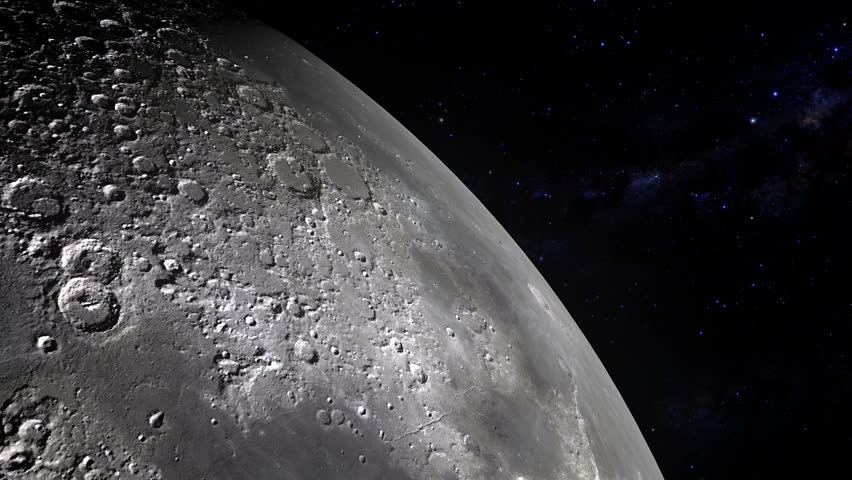 Close up of the moon detail image free stock photo - Moon close up ...