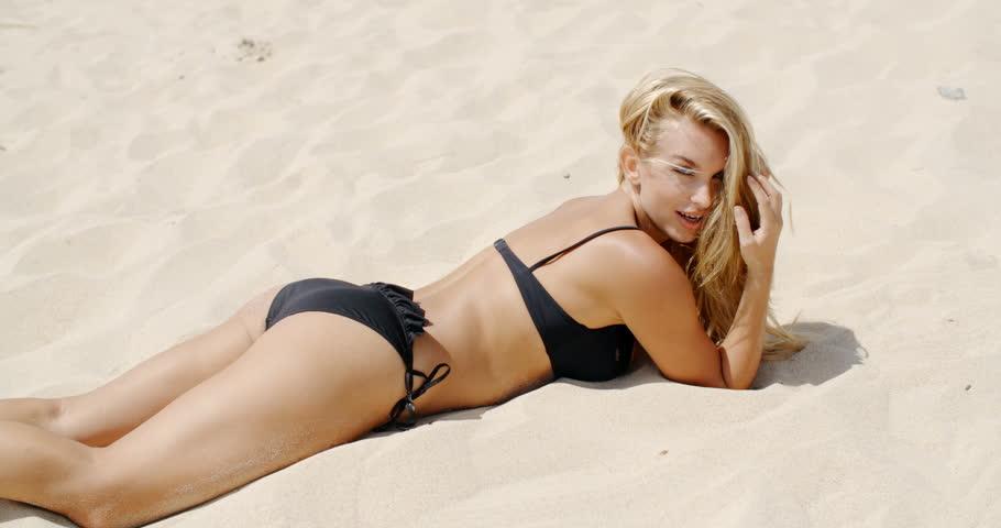 Slowly black bikini