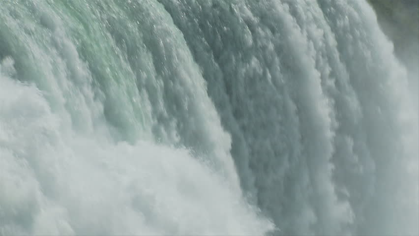Niagara Falls Slow Motion | Shutterstock HD Video #1144846
